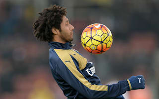 Elneny has mobility to adapt to League - Wenger