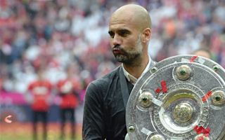 Guardiola rules out Bayern return after title celebrations