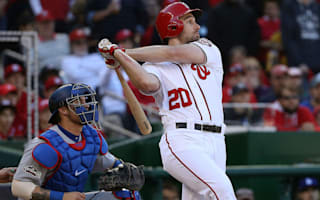 Nationals level up series with Dodgers