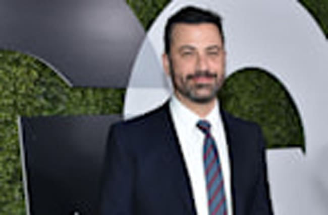 EXCLUSIVE: Jimmy Kimmel Reveals He Forgot to Tell His Parents About Oscars Hosting Gig