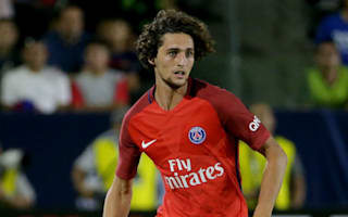 Emery backs Rabiot for PSG and France success