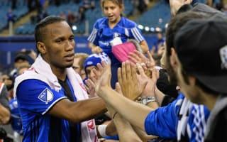 Drogba announces Montreal Impact exit