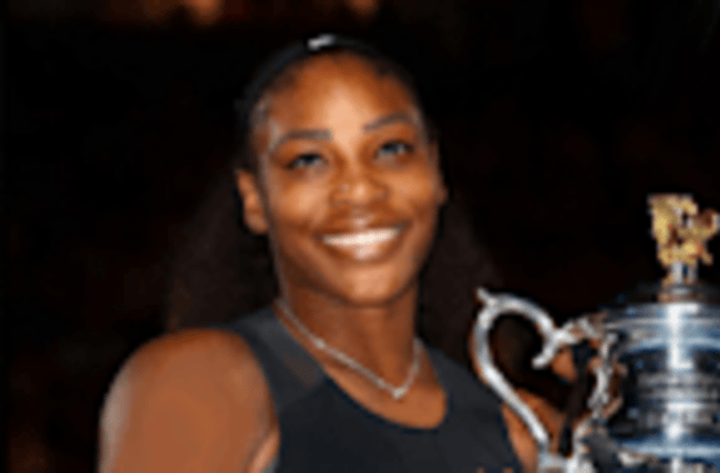 Serena Williams Opens Up About Surprise Pregnancy Snapchat Gushes Over Fiance Alexis Ohanian