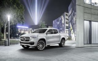 Mercedes reveals X-Class, a premium pick-up concept