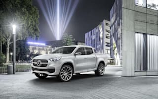Mercedes reveals X-Class, a premium pick-up concept