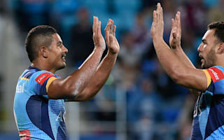 Titans back on track with win over Manly