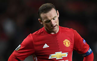 Injured Rooney left out of United squad for Chelsea trip