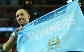 Zabaleta confident over City's title pedigree