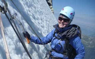 Student becomes youngest British woman to reach top of Mount Everest