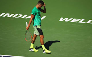 Tomic's poor year continues, Dolgopolov cruises at Indian Wells