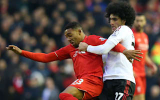 Wright: Fellaini is not United quality
