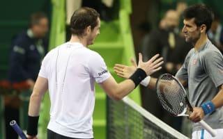 Djokovic feared Murray payback in Qatar Open thriller