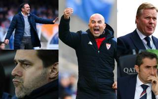 Sampaoli? Koeman? Eusebio? The contenders to replace Luis Enrique at Barcelona