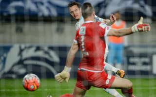 Sochaux 0 Marseille 1: Thauvin seals final showdown against PSG