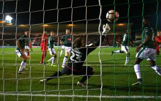 Plymouth Argyle 0 Liverpool 1: Rare Lucas goal sees Klopp's men through
