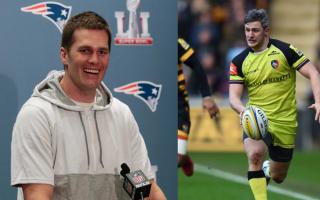 Tom Brady wishes Tom Brady all the best for Super Bowl LI