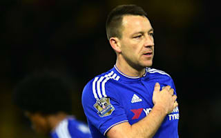 Captain Terry does not have different role - Conte