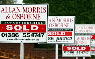 Slight dip in house prices in July