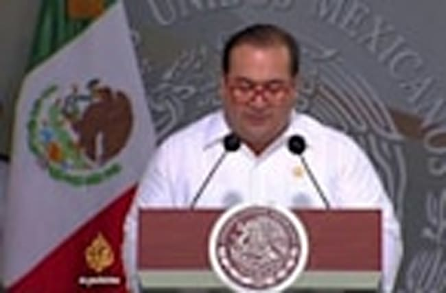 Former Mexico state governor missing amid corruption scandal