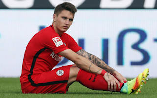 Eintracht Frankfurt won't sign Varela after United loanee gets tattoo