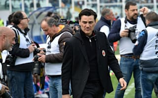 'Emotional' Montella uncertain of future after AC Milan takeover
