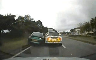 Boy racer jailed for leading police on two high-speed car chases in six months