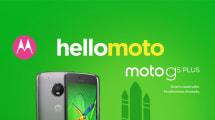 Moto G5 y Moto G5 Plus filtrados al completo y con detalle: pasen y vean