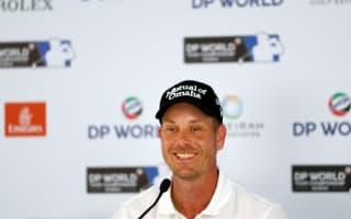 Stenson eyeing sweet success in Dubai
