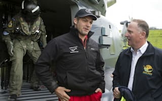All Blacks great McCaw helping with quake rescue efforts