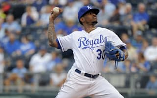 Royals to wear Yordano Ventura tribute patch this season