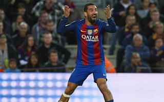 Arda hits out at media 'slander' after alleged scrap with journalist