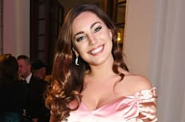 Could Kelly Brook really become the next Alan Titchmarsh?