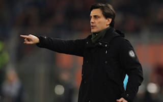 AC Milan still on track for European qualification, insists Montella