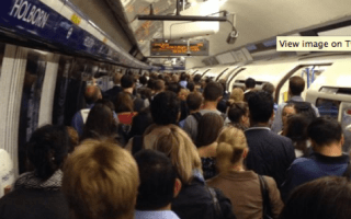 King's Cross station roof collapses causing commuter chaos