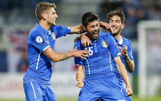Conte calls up seven uncapped players for Italy camp