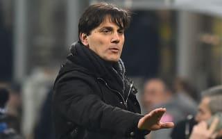 Montella proud of Milan display against Napoli