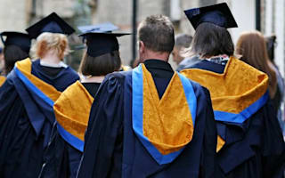 18,500 new graduates out of work