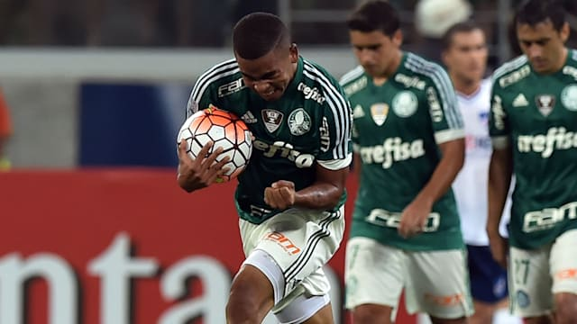 Palmeiras reject opening Barcelona bid for Gabriel Jesus
