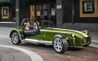 Caterham launches Signature programme with Harrods collaboration