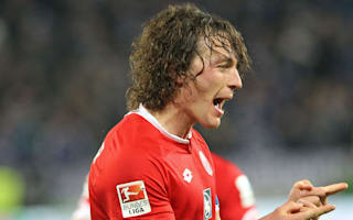 Mainz 2 Schalke 1: Baumgartlinger fires Europa League charge