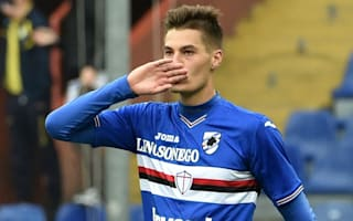 Schick undergoes Juventus medical