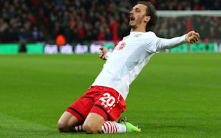'He'll be at Real Madrid' - Okaka jokes about Gabbiadini form