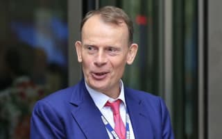 Andrew Marr hailed for 'never give up' message on his recovery from stroke