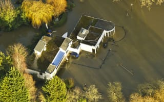 Paul Daniels' and Debbie McGee's multi-million pound home flooded