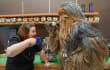 La 'mujer Chewbacca' visita la sede de Facebook tras su récord