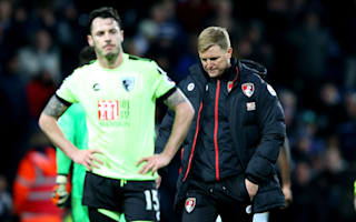 Howe refusing to panic as Bournemouth's struggles continue