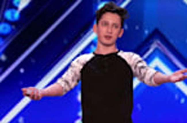 15-Year-Old Magician Stuns 'America's Got Talent' Judges With Epic Card Trick -- Watch!