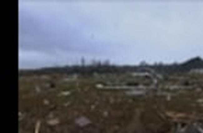 Raw: Survivors of Georgia Tornado Tell Their Stories