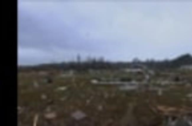 Raw: Survivors of Georgia Tornado Tell Their Stories