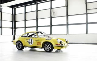 Porsche Classic has restored a decrepit 1972 911 S/T to its former glory
